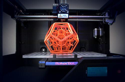 3D打印技术已经进入我们生活的不同领域
