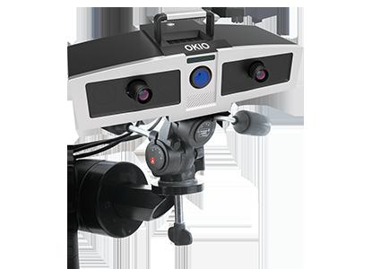 OKIO-5M 工业级三维扫描仪
