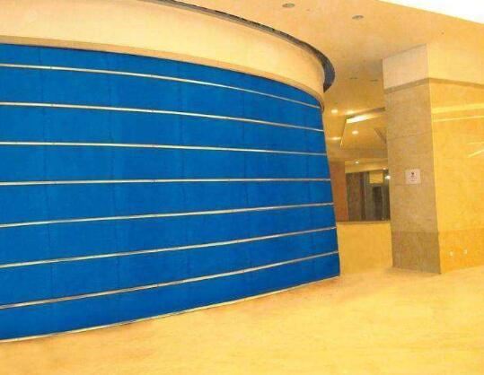 防火卷帘门的线路应该如何正确布置安装