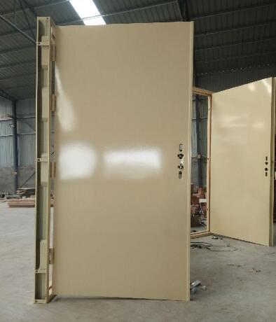 安全系数较高的钢质卷帘门介绍