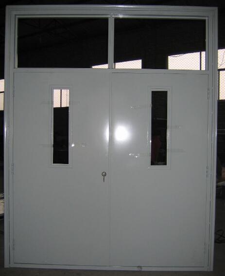 钢质隔热防火门拟用于建筑哪个部位和喷漆办法