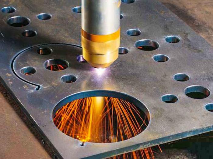 不锈钢井盖切割在钣金加工中的应用