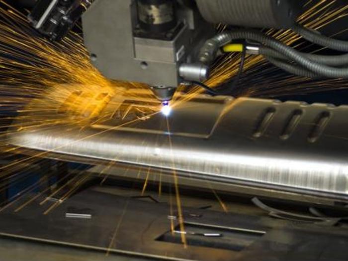 钢材激光切割
