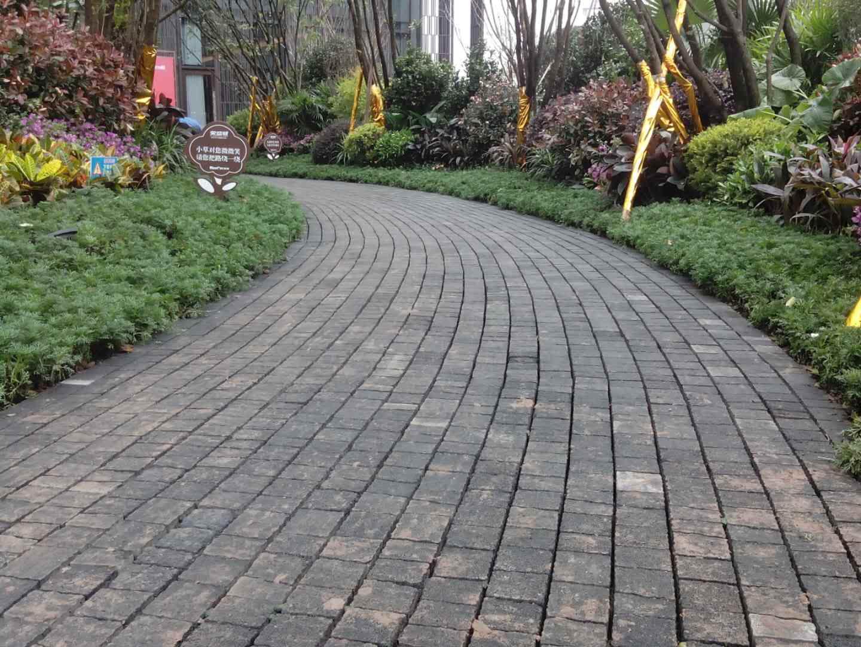 海绵城市生态石材砖