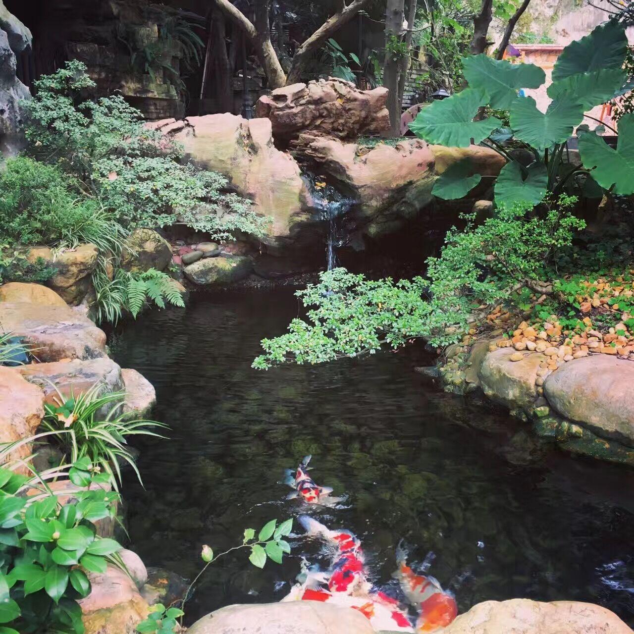 重庆中式私家花园设计