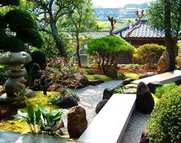 重庆日式私家庭院设计