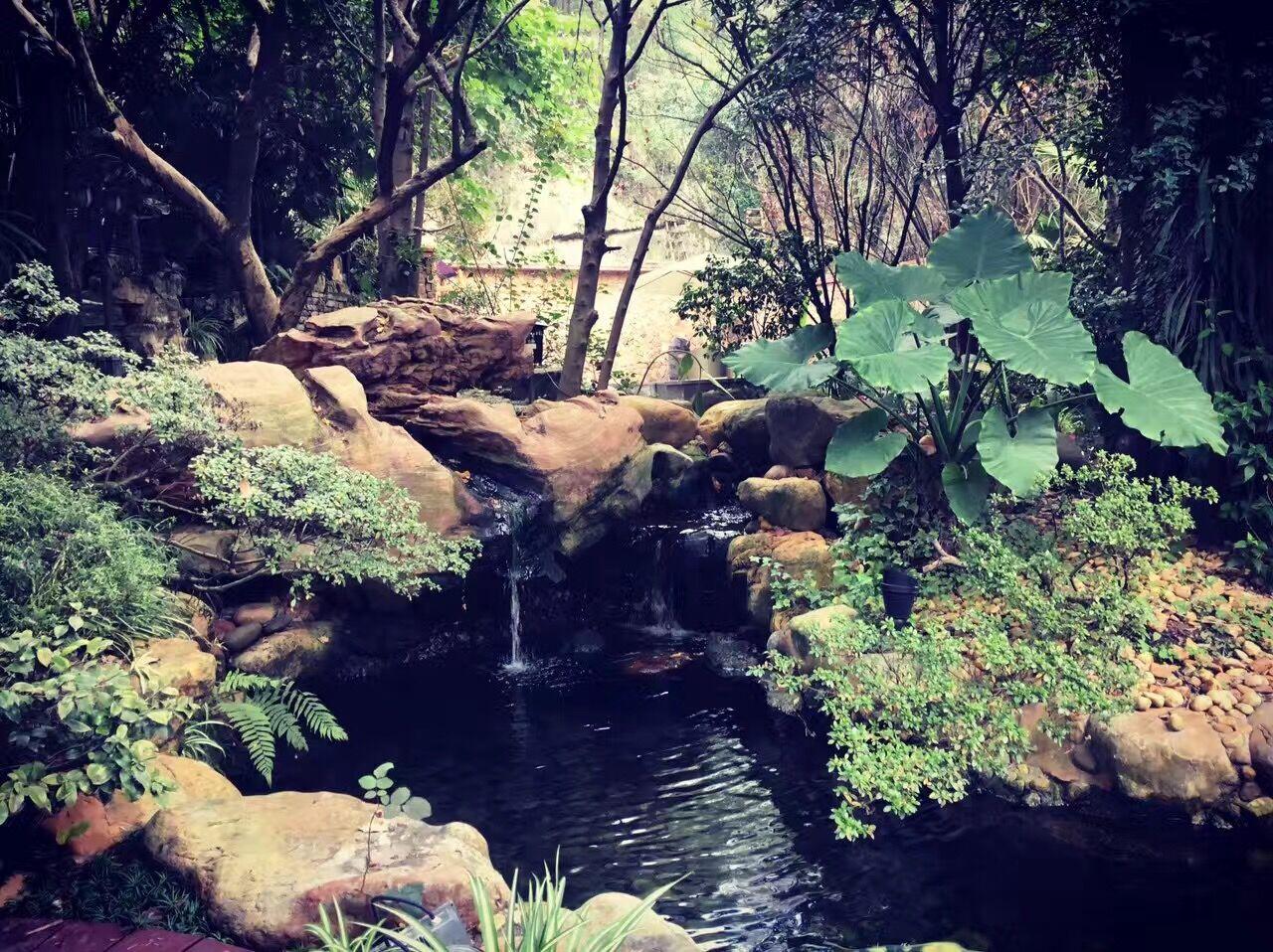 重庆北碚景观园林设计