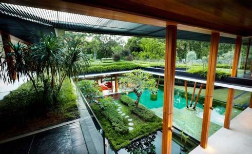 东南亚私家庭院设计