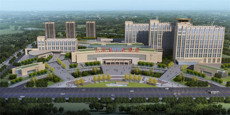 正安县第二人民医院项目