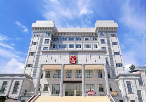 贵州罗甸人民法院项目