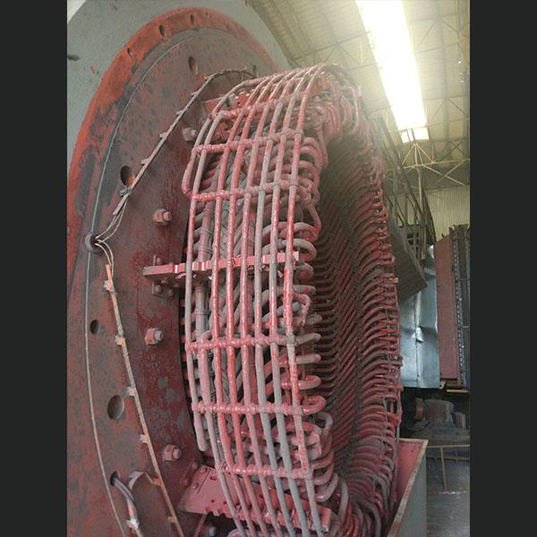 高压同步电机维修
