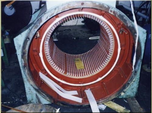 电机维修案例