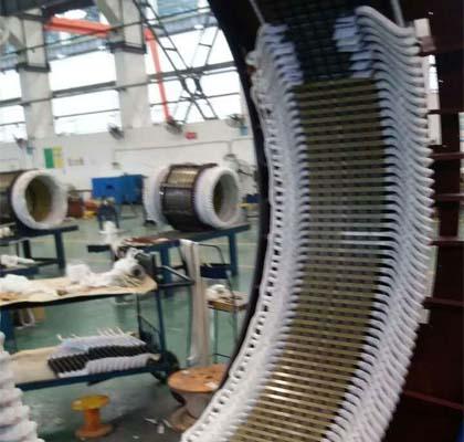 重庆高压电机维修