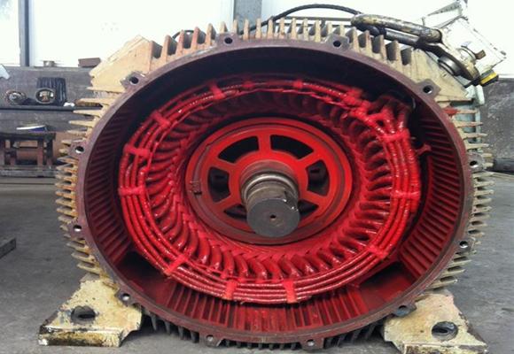 大型电机维修保养