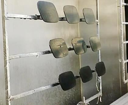 汽车油箱盖涂装生产线