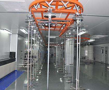 UV真空镀膜生产线