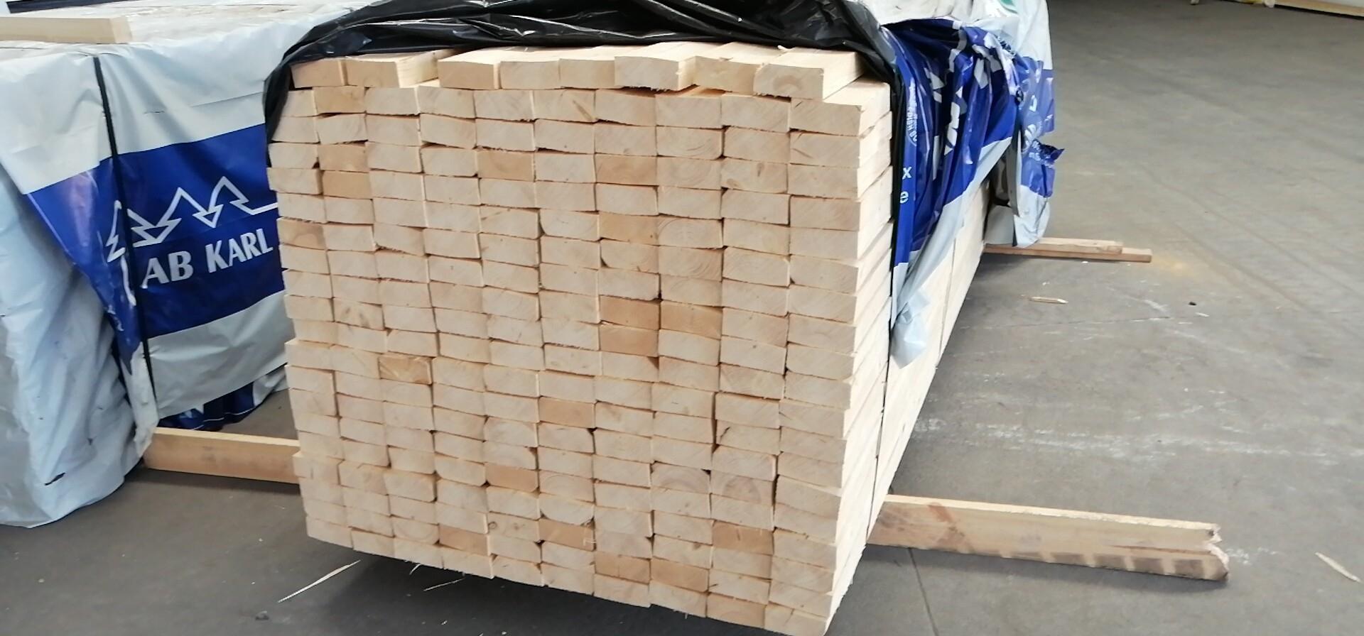 瑞典云杉板材