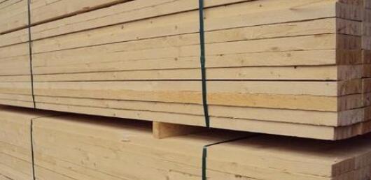 SPF的木材行业
