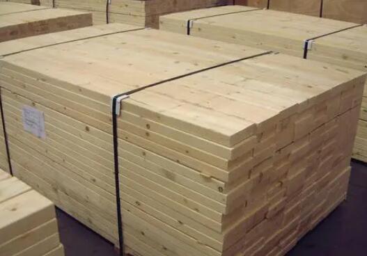 木材加工過程中的透水性