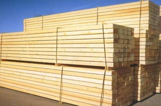 建筑木材经常用作混凝土模板的…