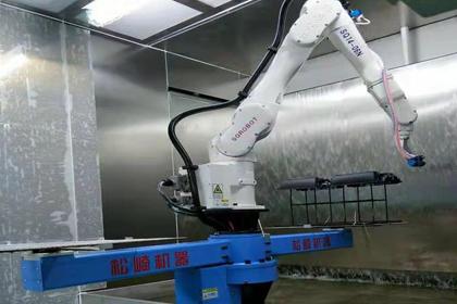 重庆自动喷装机器人
