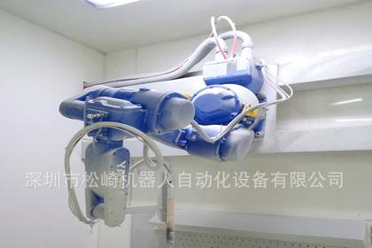 静电粉末喷涂设备圆形喷涂机器人