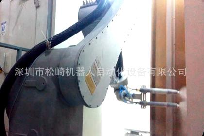 重庆自动喷涂机器人