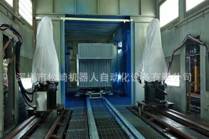 重庆防爆喷涂机器人