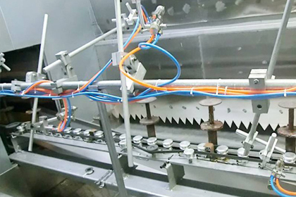 重庆自动喷漆机器人