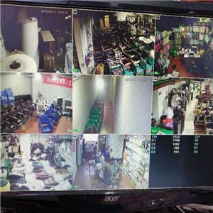 仓库视频监控安装