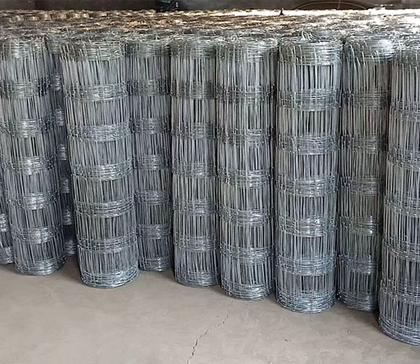 缠绕型网围栏