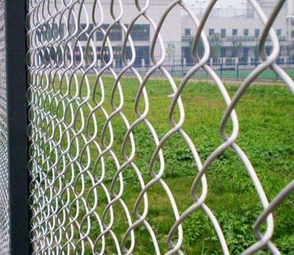 菱形勾花网围栏
