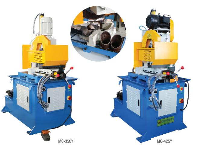 MC-315Y液压半自动型切管机