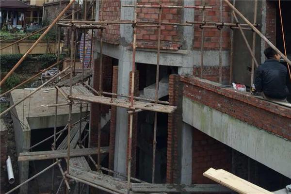 重庆新建墙体构造