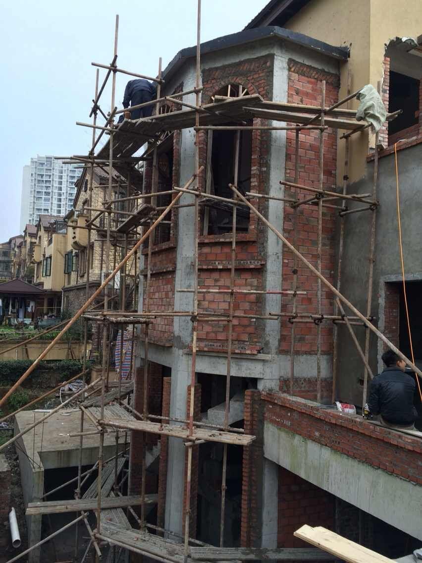 重庆新建墙体