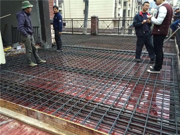重庆钢筋结构搭建