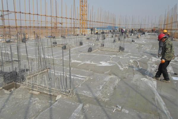 重庆路面混泥土浇筑