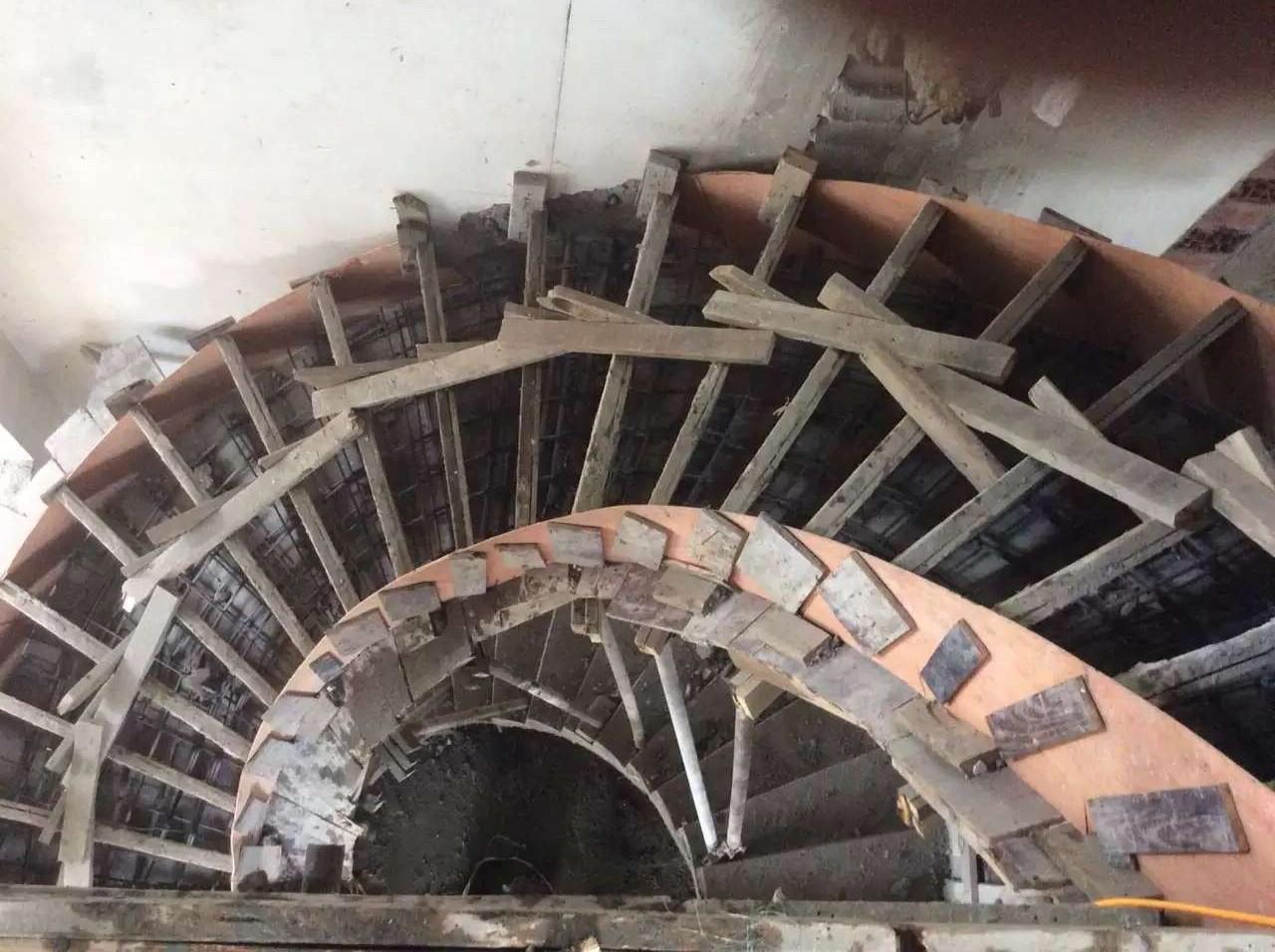 重庆钢结构楼梯