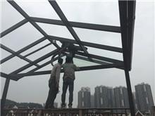 重庆钢结构制作