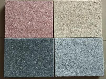 生态陶瓷透水砖的优点是什么