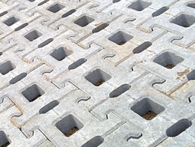 波浪形透水砖地面的环保效益是怎样的