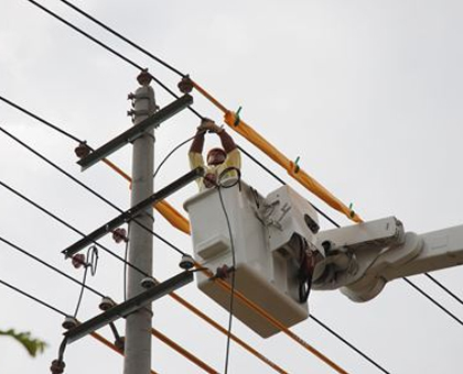 配电线路施工
