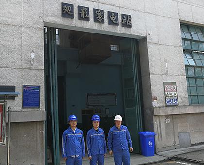 迴龍寨电站电力工程施工案例