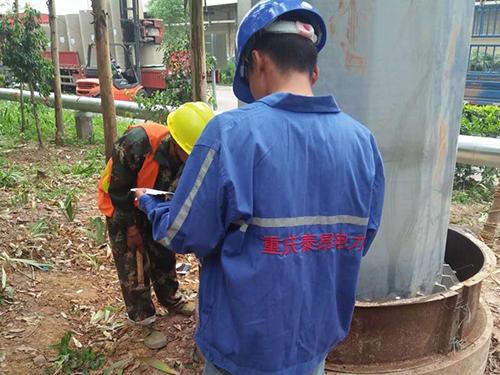 重庆电力设备施工公司