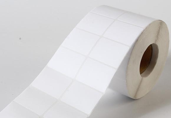 不干胶标签的两种不同覆膜方法
