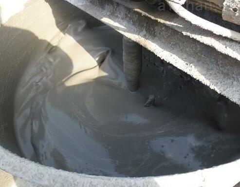壓漿料是新的水泥建筑材料