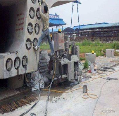 孔道壓漿料施工工藝