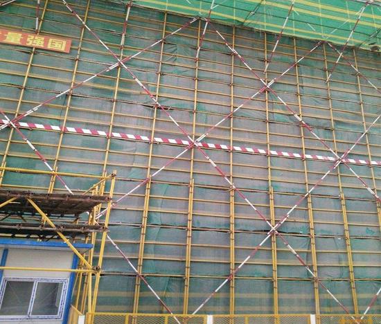 重庆钢管架安装