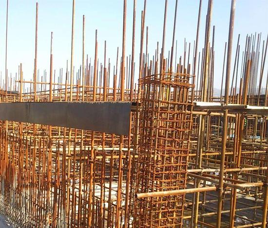 重庆钢管满堂架安装