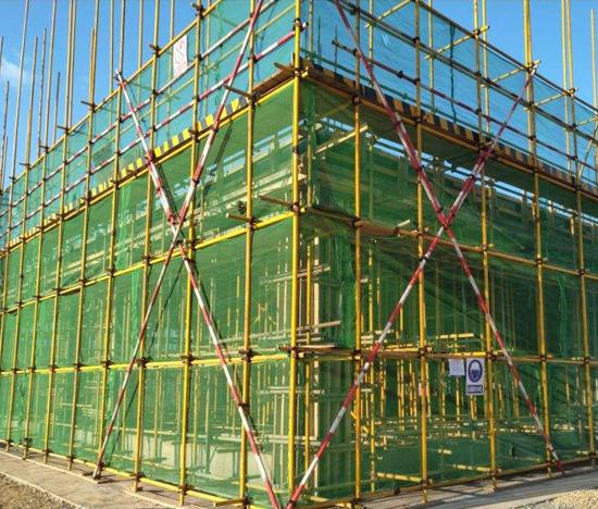 重庆钢管外架搭建